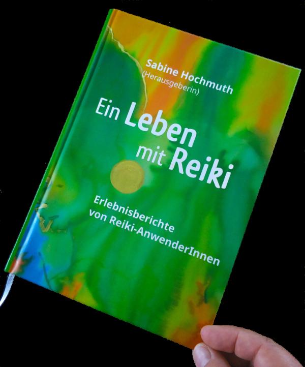 Ein Leben mit Reiki, Buch von Sabine Hochmuth