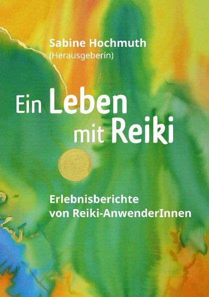 Reiki Buch von Sabine Hochmuth