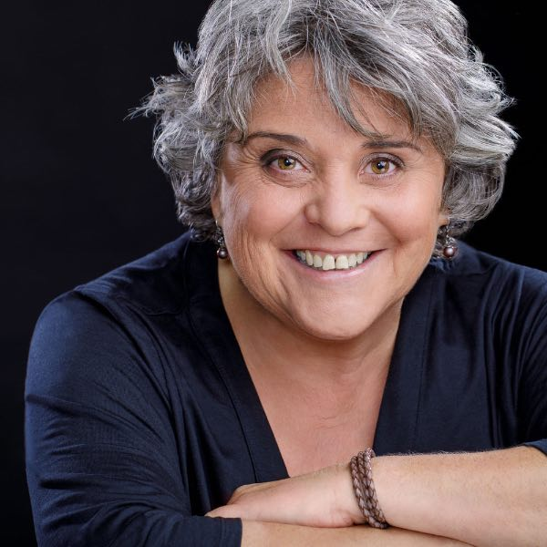 Reikimeisterin Sabine Hochmuth
